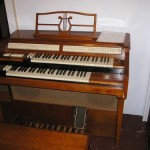 Estey Electronic Organ Model AS-1