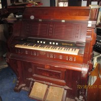 Estey Five Octave Cottage Organ