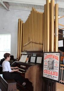 Estey Pipe Organ Opus 1347
