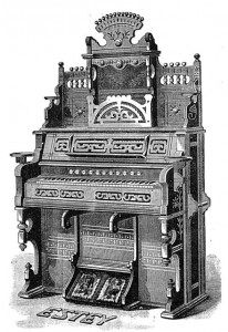 Parlor Organ