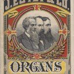 1876 J Estey Catalog Cover